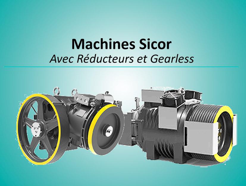 Machines Sicor