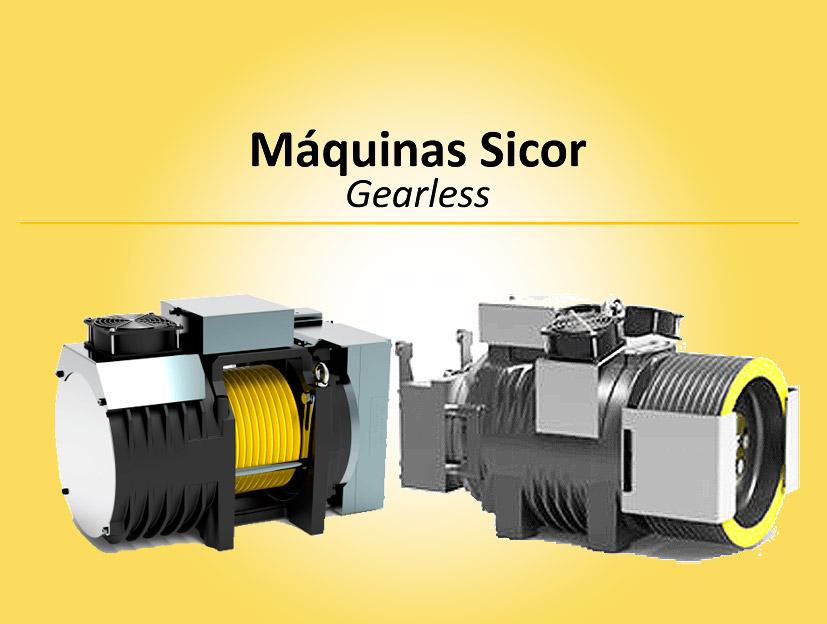 Máquinas Sicor