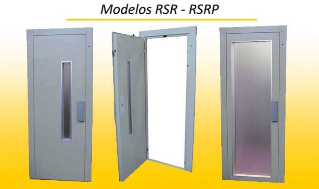 Puertas semiautomáticas P. Barberá