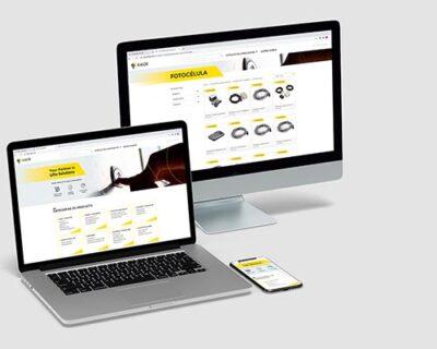 Presentamos nuestra nueva Tienda Web de Recambio de componentes