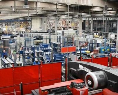 Industrial capacity, a key factor for customer service
