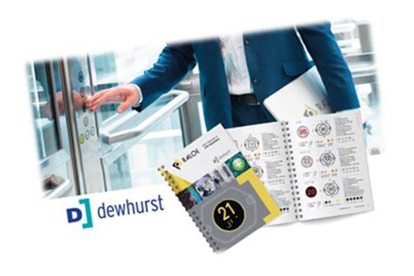 Raloe, distribuidor oficial de material Dewhurst en Europa